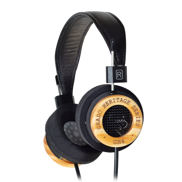 Grado: GH4 Norwegian Pine Headphones