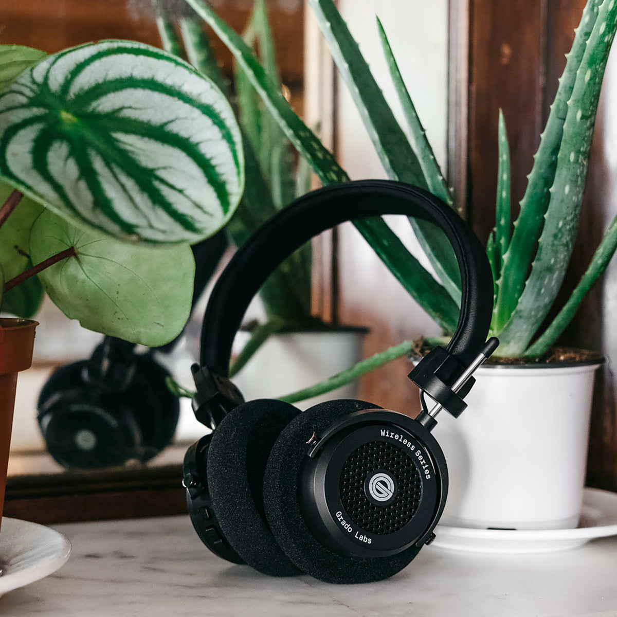 Grado: GW100 Bluetooth Open Back Headphones