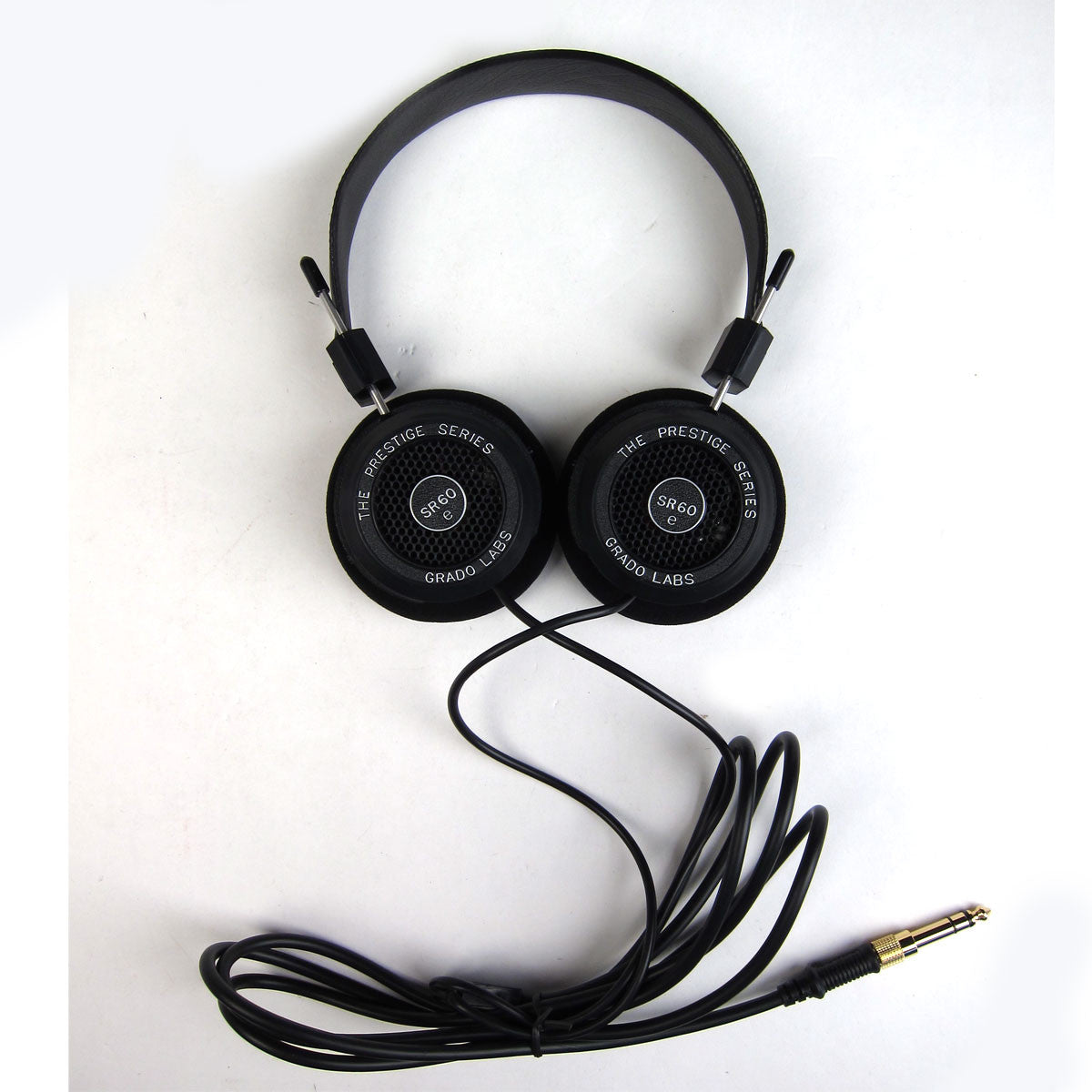 Grado: SR60e Headphones detail