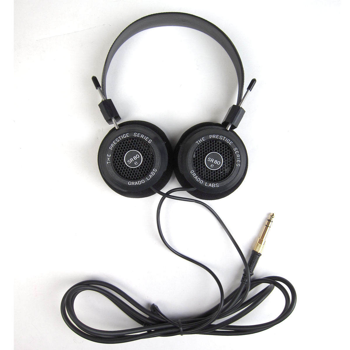 Grado: SR80e Headphones laydown