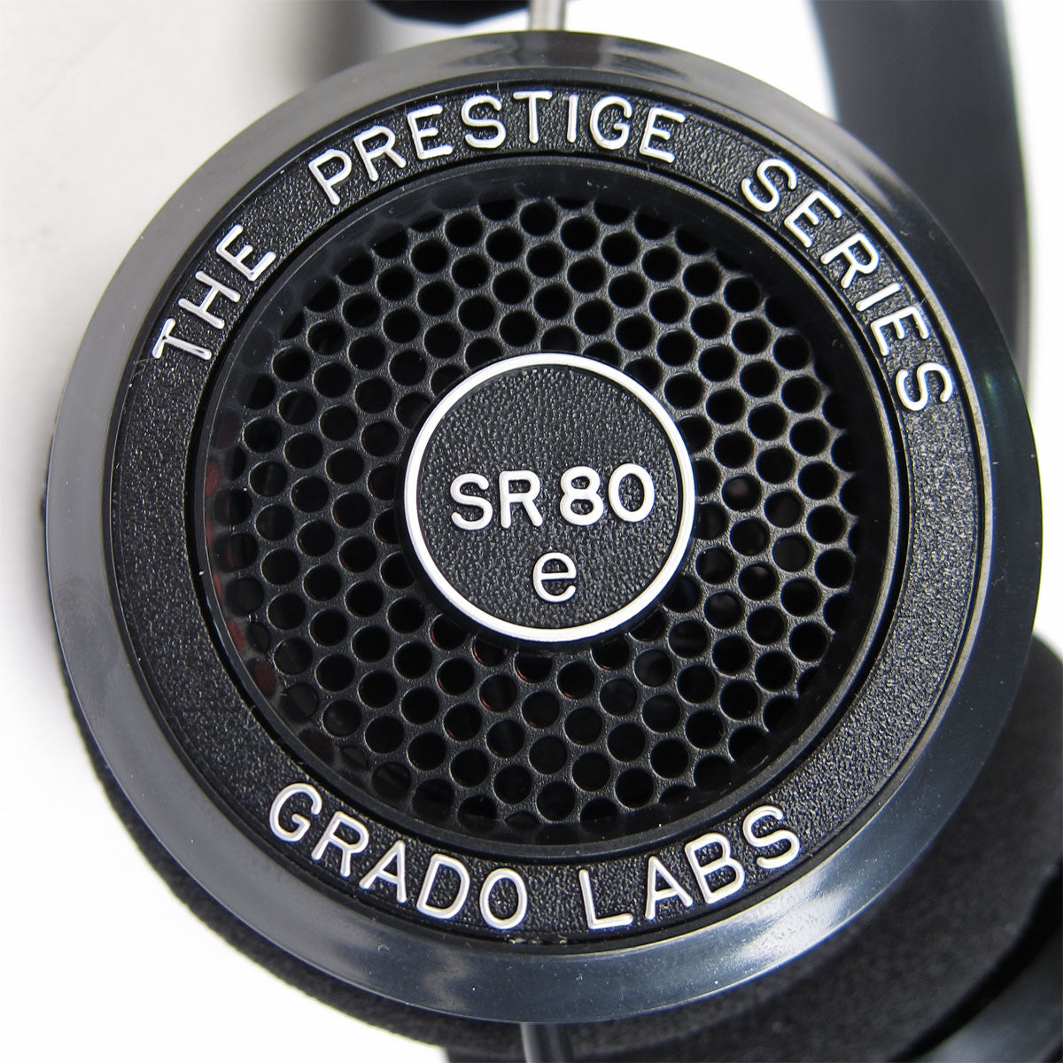 Grado: SR80e Headphones close up