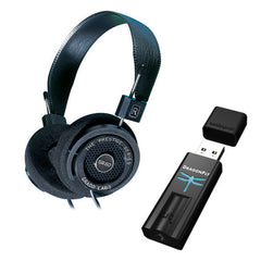 Grado: Headphones + Audioquest Dragonfly Package (SR60, SR802)