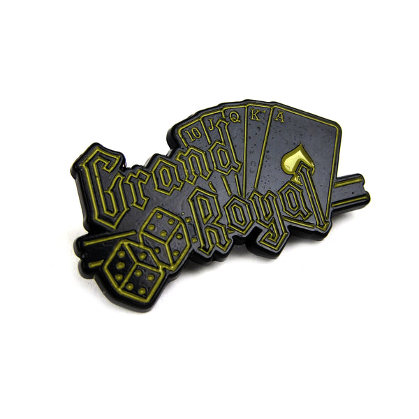 Beastie Boys: Grand Royal Enamel Pin