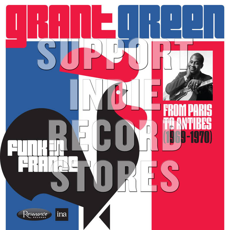 Grant Green: Funk In France - From Paris to Antibes 1969-70 (180g) Vinyl 3LP (Record Store Day)