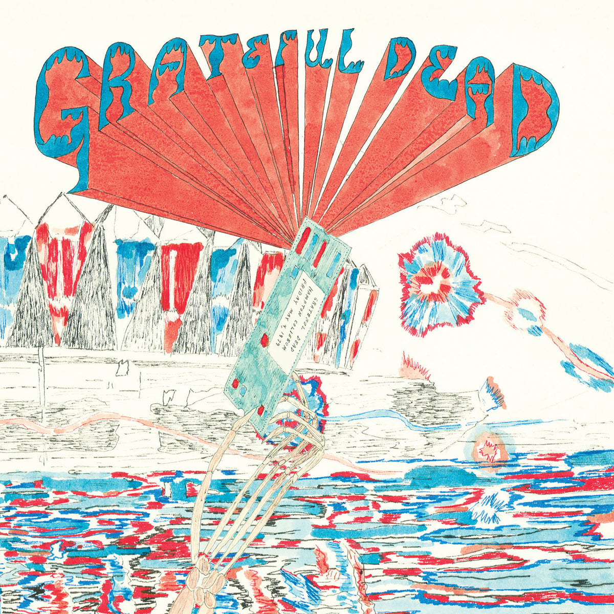 Grateful Dead: Live at Hampton Colliseum 180g Vinyl 2LP (Record Store Day 2014)