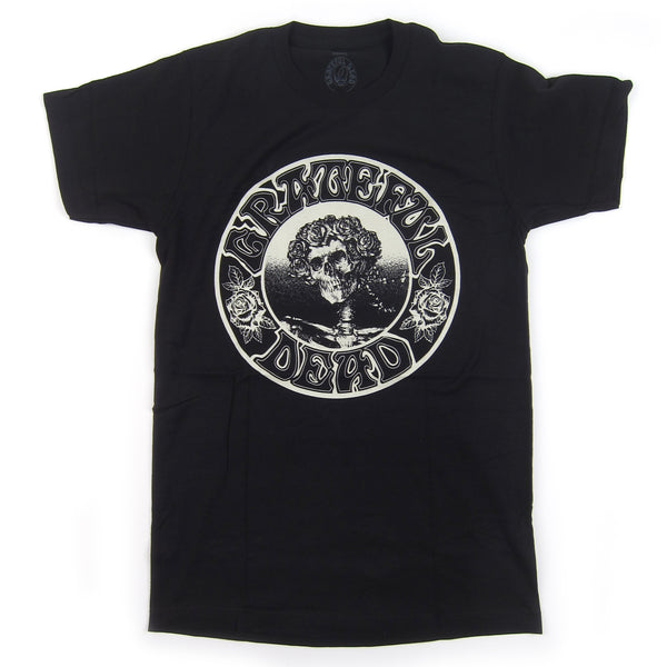 Grateful Dead: Glowing Skeleton Shirt - Black