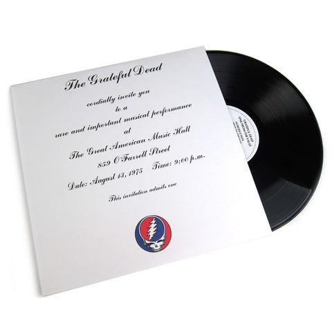 The Grateful Dead: One From The Vault Vinyl 3LP