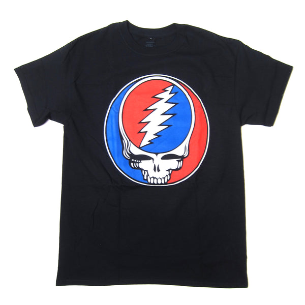 Grateful Dead: Steal Your Face Shirt - Black