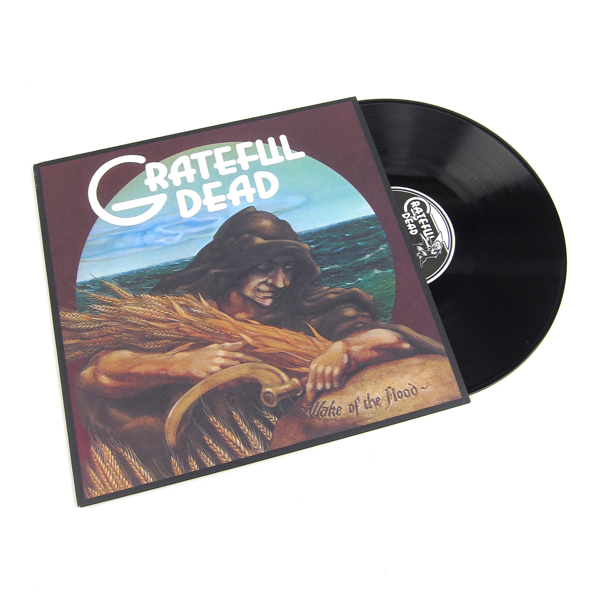 Grateful Dead: Wake Of The Flood Vinyl LP