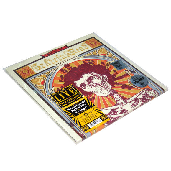 Grateful Dead: Live At Winterland (180g) LP