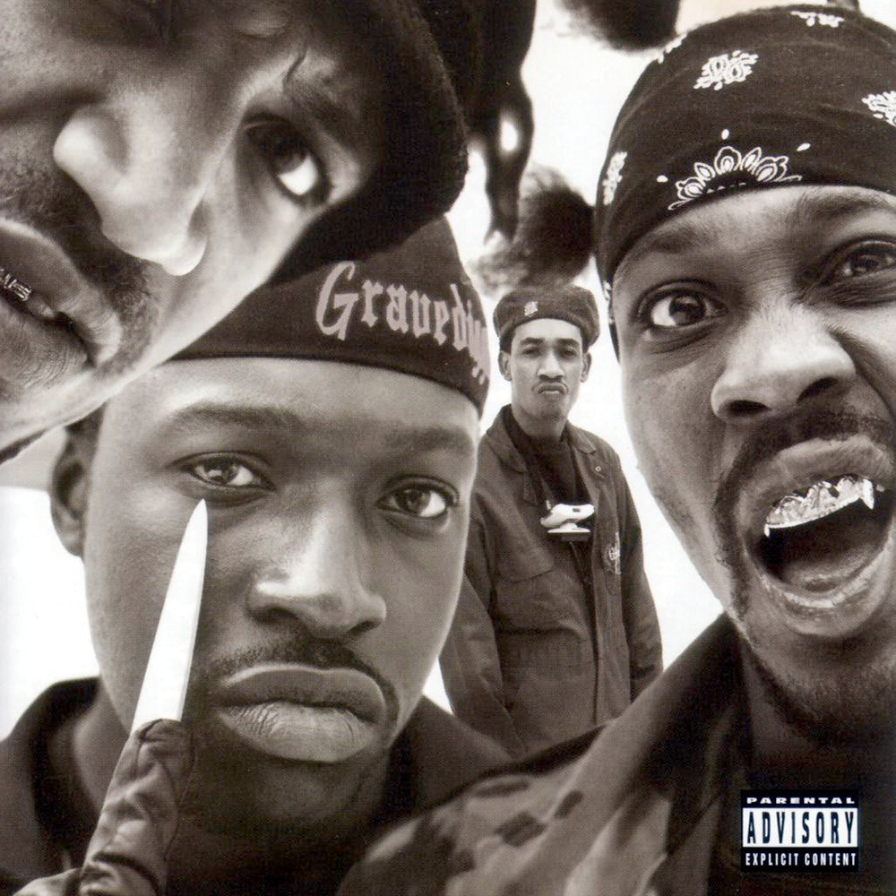 Gravediggaz: 6 Feet Deep (Pic Disc) Vinyl 2LP (Record Store Day)
