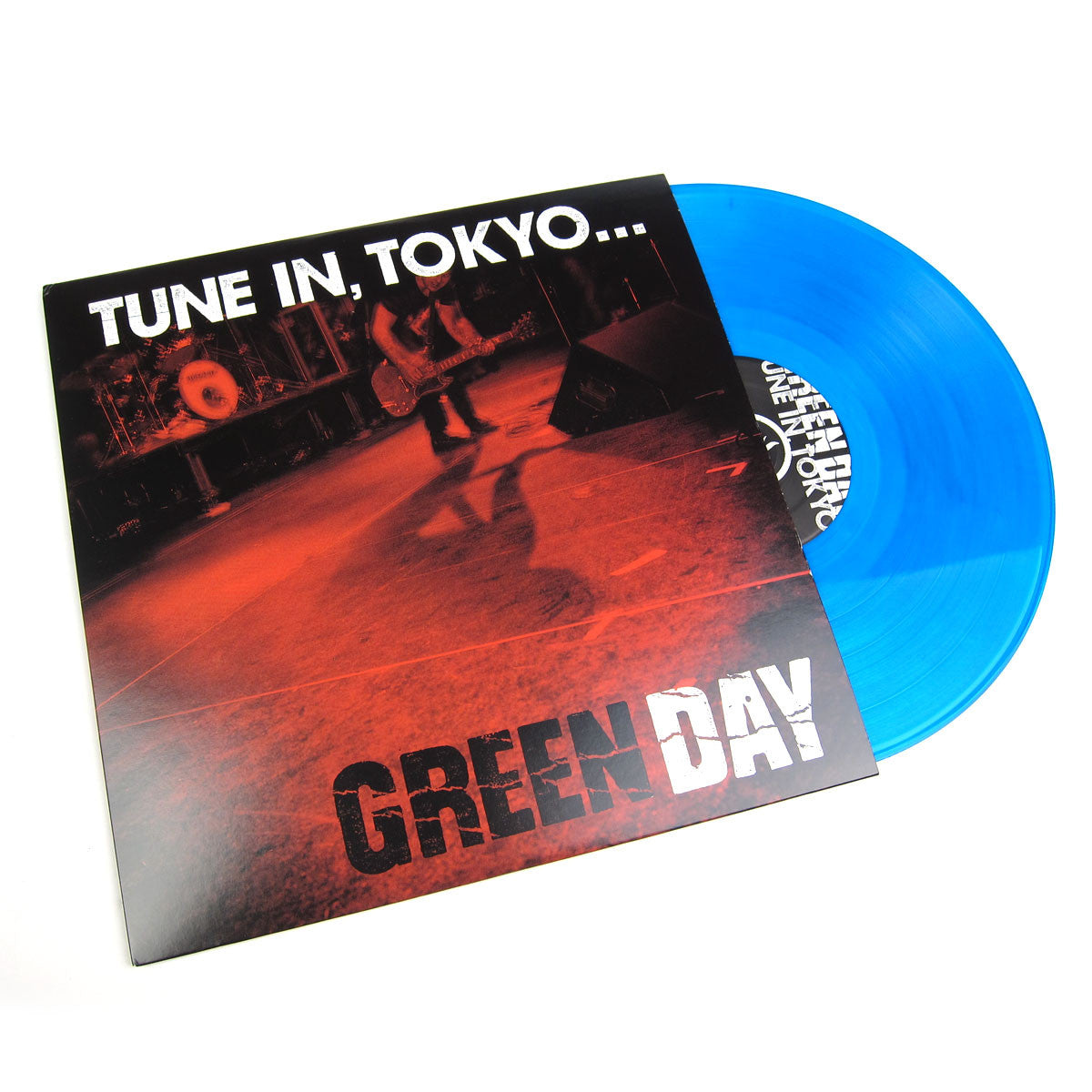 Green Day: Tune In Tokyo (Colored Vinyl) Vinyl LP (Record Store Day)