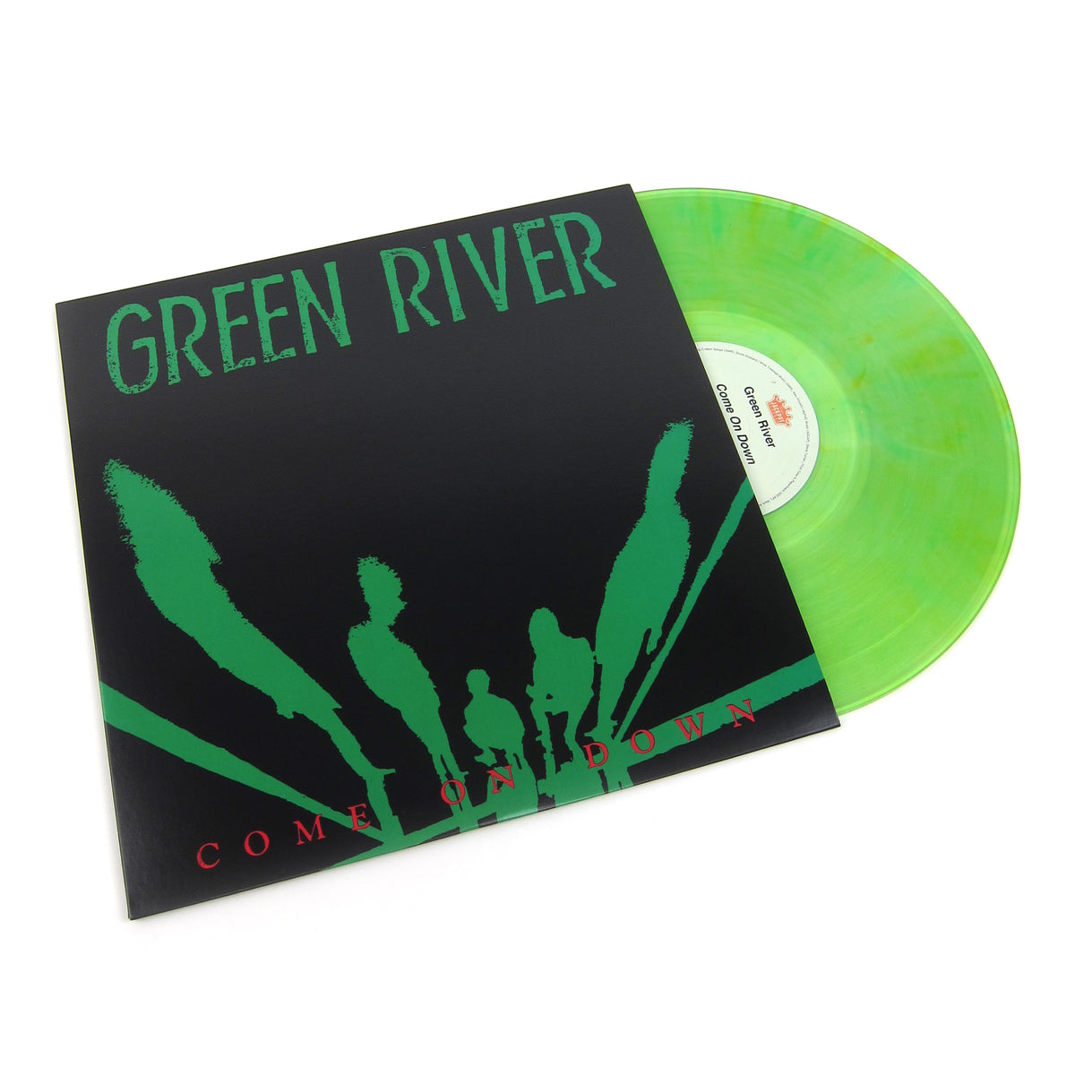 Green River: Come On Down (Colored Vinyl) Vinyl LP