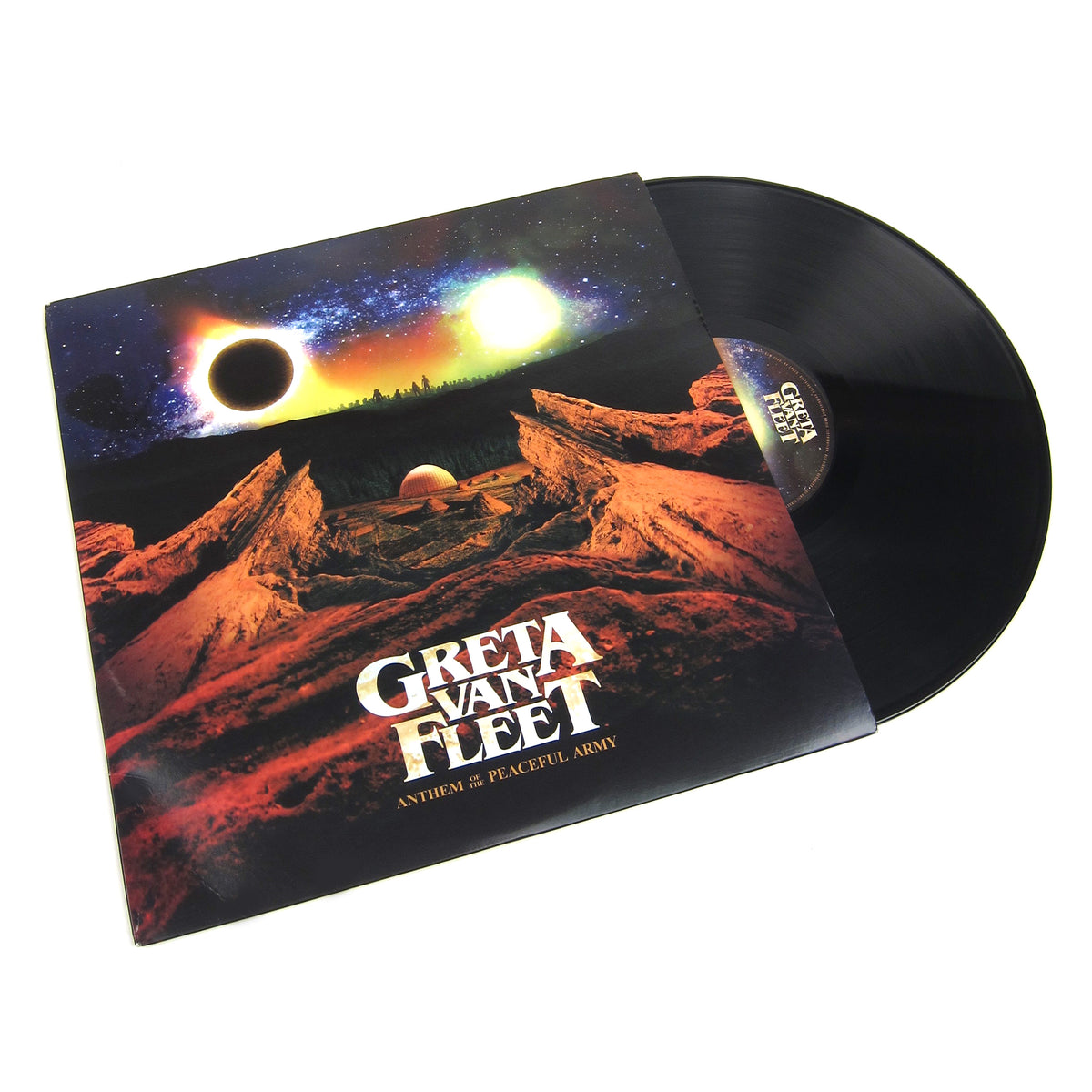 Greta Van Fleet: Anthem Of The Peaceful Army Vinyl LP