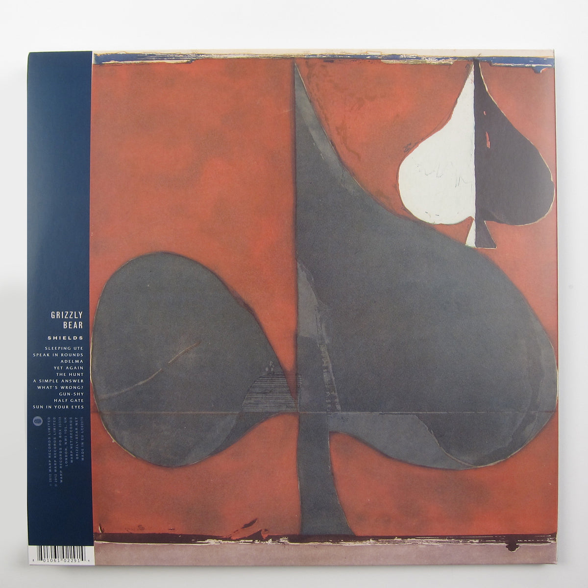 Grizzly Bear: Shields (180g) Vinyl 2LP
