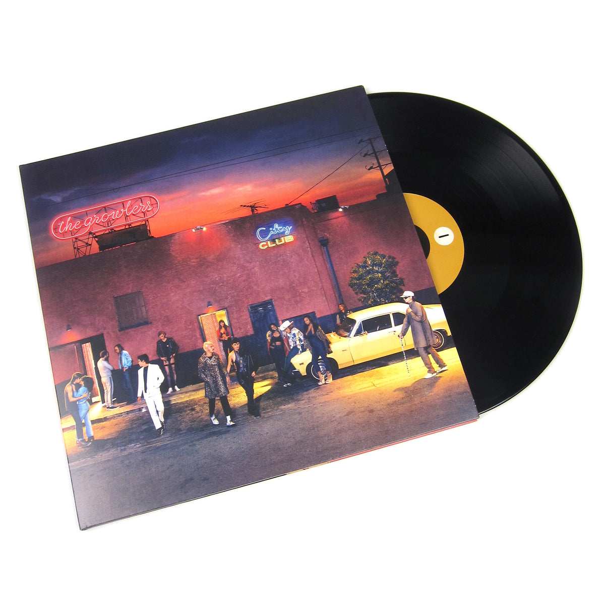 The Growlers: City Club Vinyl 2LP