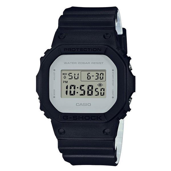 G-Shock: DW-5600LCU-1 Watch - Black