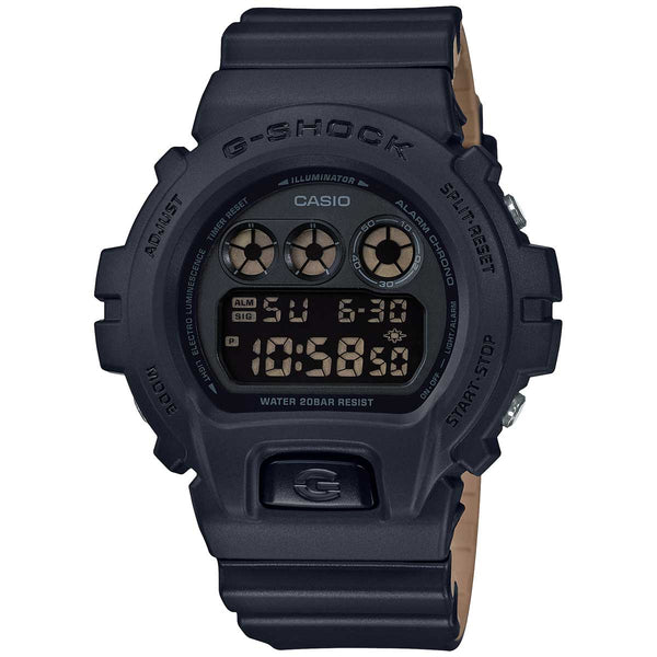 G-Shock: DW6900LU-1 Watch - Black