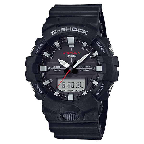 G-Shock: GA800-1A Watch - Black