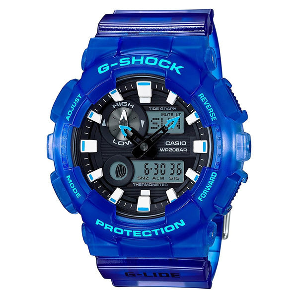 G-Shock: GAX-100MSA-2ACR Watch - Blue