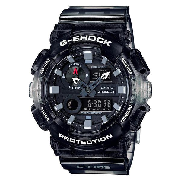 G-Shock: GAX-100MSB-1A Watch - Black