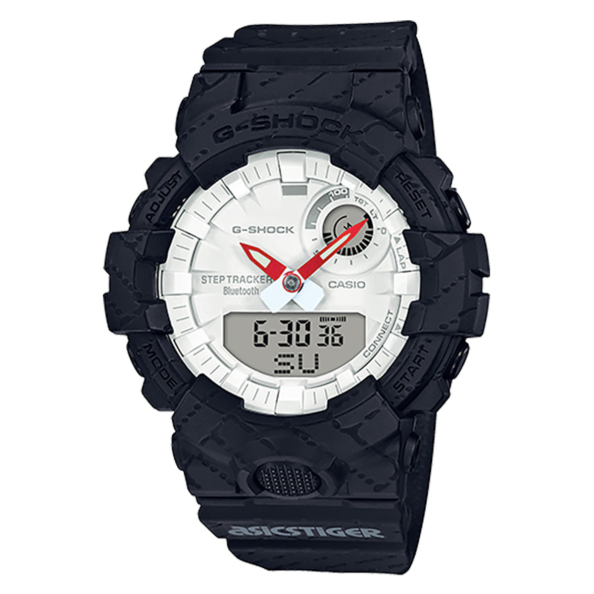84f756caaa2b G-Shock  GBA800AT-1A G-Shock x Asics Watch - Black – TurntableLab.com