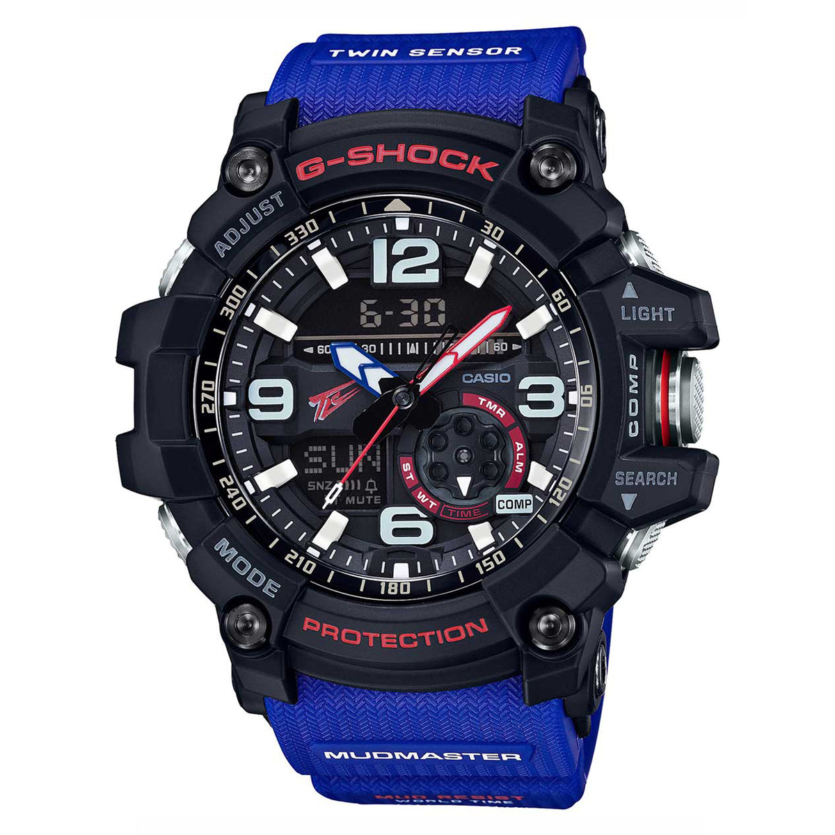 G-Shock: GG1000TLC-1A Master Of G Watch - Blue
