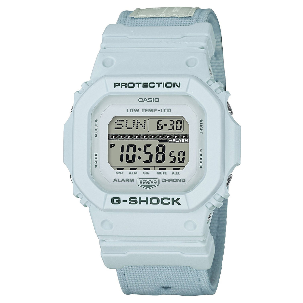 G-Shock: GLS-5600CL-7 G-LIDE Watch - Ice Blue