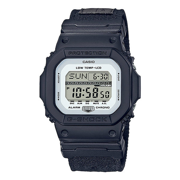 G-Shock: GLS-5600CL-1 G-LIDE Watch - Black