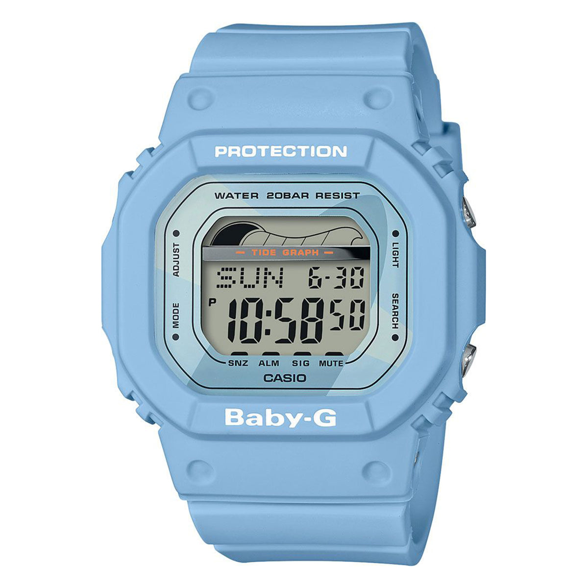 G-Shock: BLX560-2 G-Lide Baby-G Watch - Blue