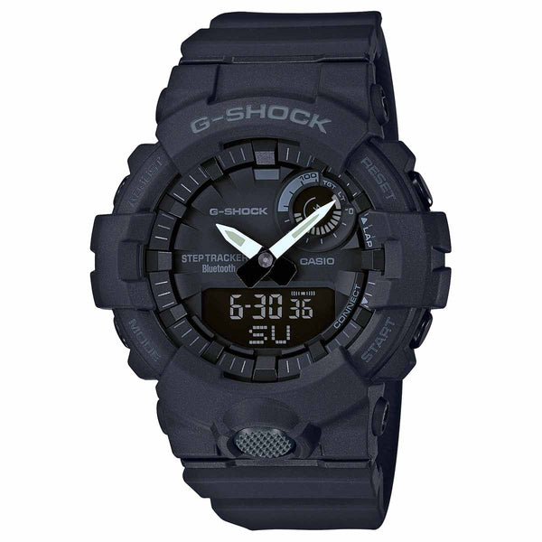 G-Shock: GBA800-1A Watch - Black