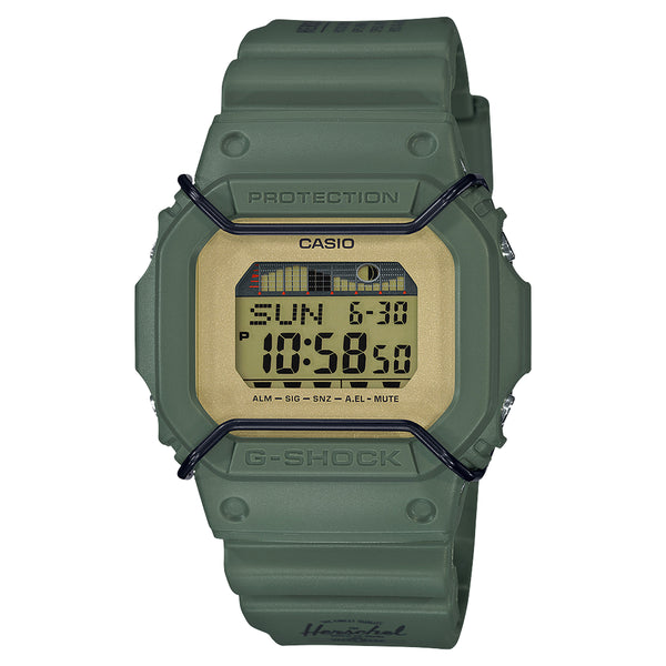 G-Shock: GLX5600HSC-3CR Herschel Watch - Green