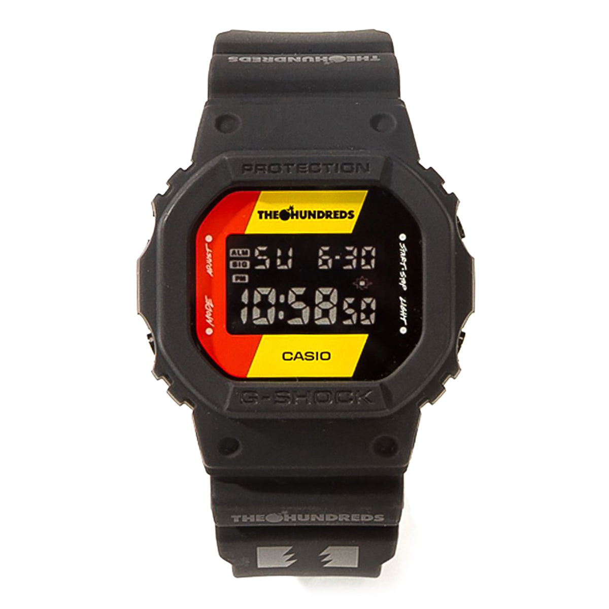G-Shock: DW5600HDR-1 Hundreds Watch - Black