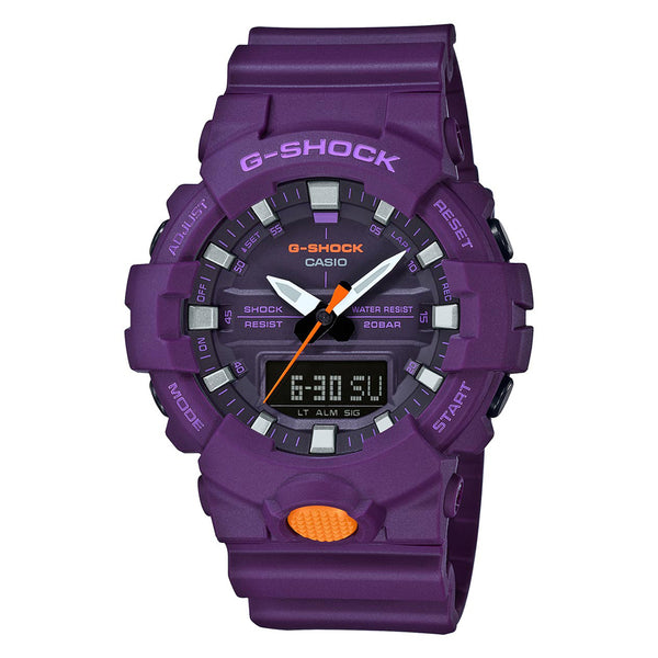 G-Shock: GA800SC-6A Watch - Purple
