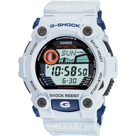 G-Shock: G-Rescue Watch - White (G-7900A-7CU)