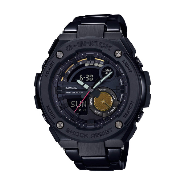 G-Shock: GST-200RBG-1A Robert Geller Watch - Black