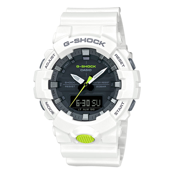 G-Shock: GA800SC-7A Watch - White