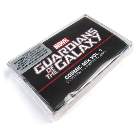 Guardians Of The Galaxy: Cosmic Mix Vol.1 Cassette