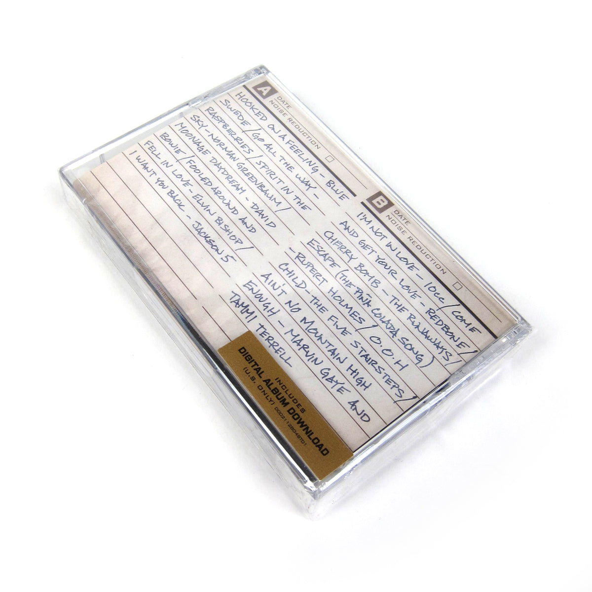 Guardians Of The Galaxy: Awesome Mixtape Cassette