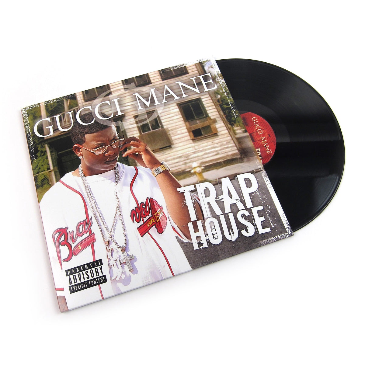 Gucci Mane: Trap House Vinyl 2LP