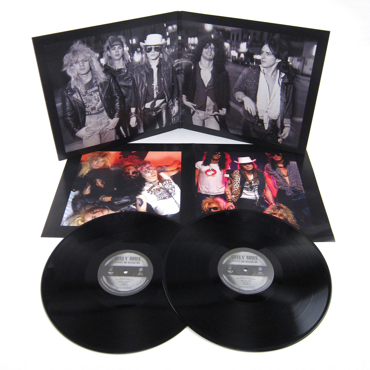 Guns N' Roses: Appetite For Destruction Deluxe Edition (180g) Vinyl 2LP