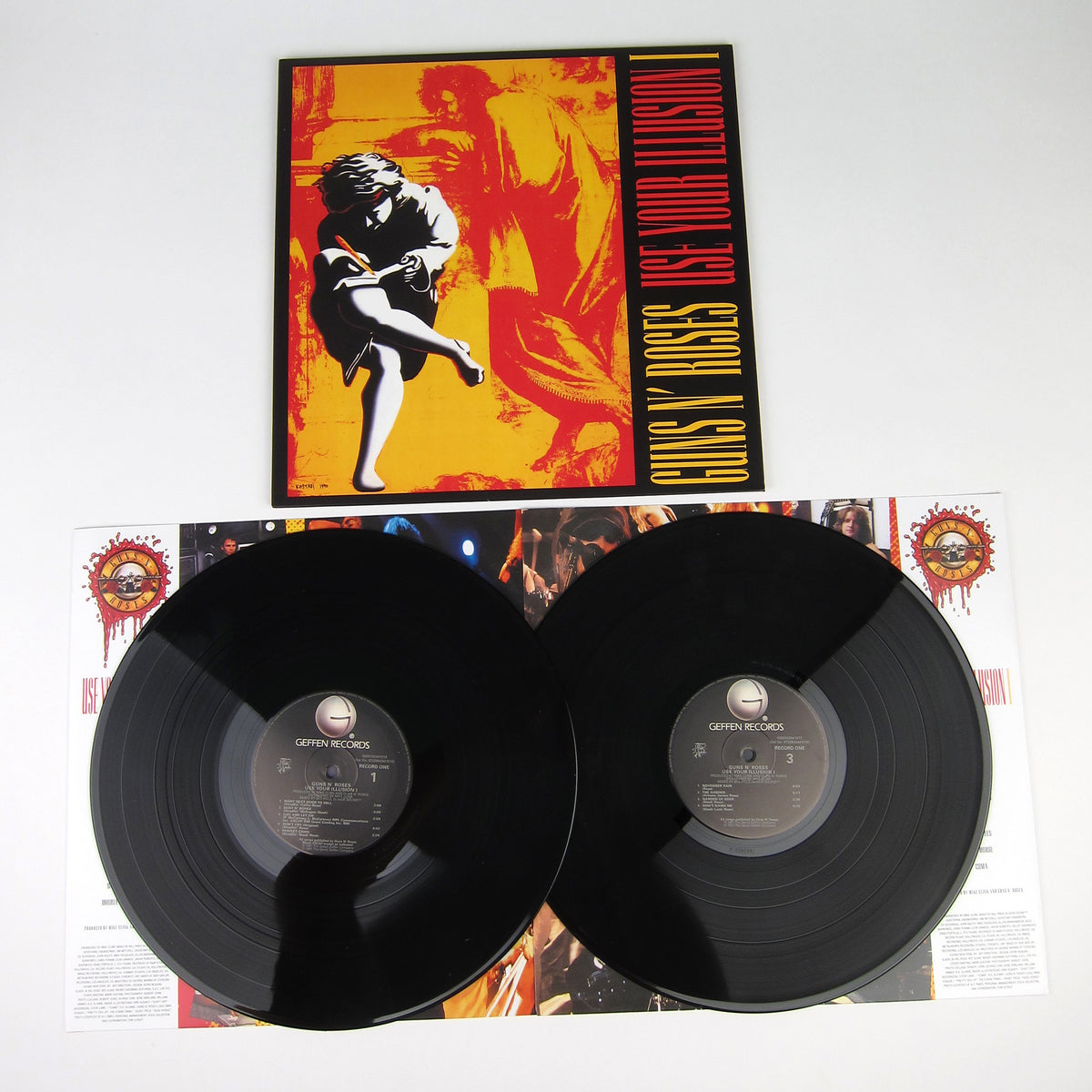 Guns N' Roses: Use Your Illusion I Vinyl 2LP