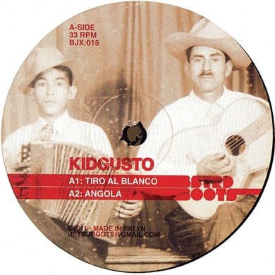 Kid Gusto: BSTRD Boots, Vol.15 EP