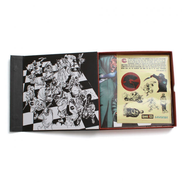 GZA: Liquid Swords - The Chess Box Vinyl Edition (Record Store Day)