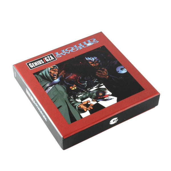 GZA: Liquid Swords: The Chess Box + 2CD PRE-ORDER box