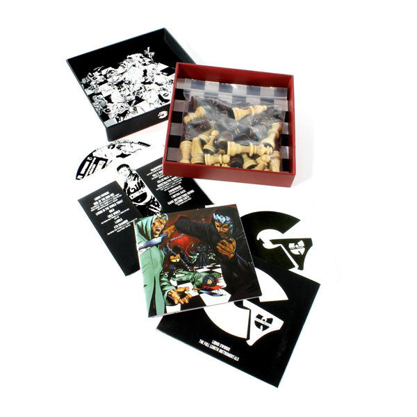 GZA: Liquid Swords: The Chess Box + 2CD PRE-ORDER detail 2