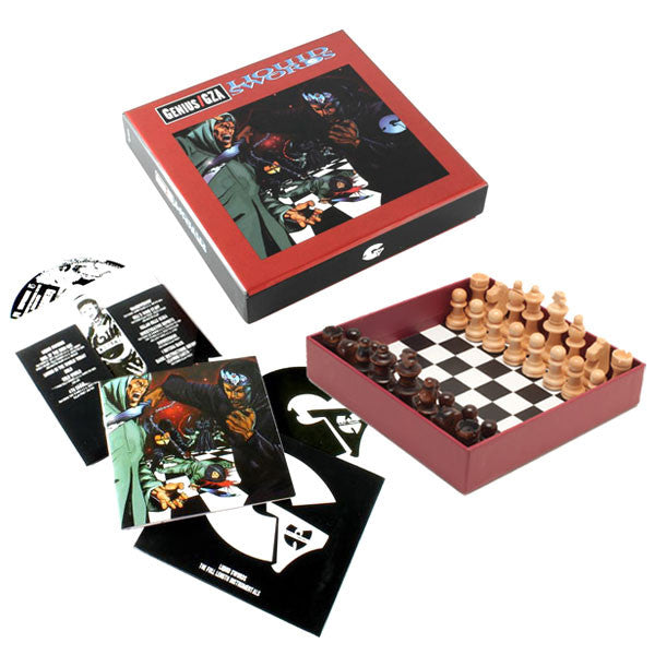 GZA: Liquid Swords: The Chess Box + 2CD PRE-ORDER