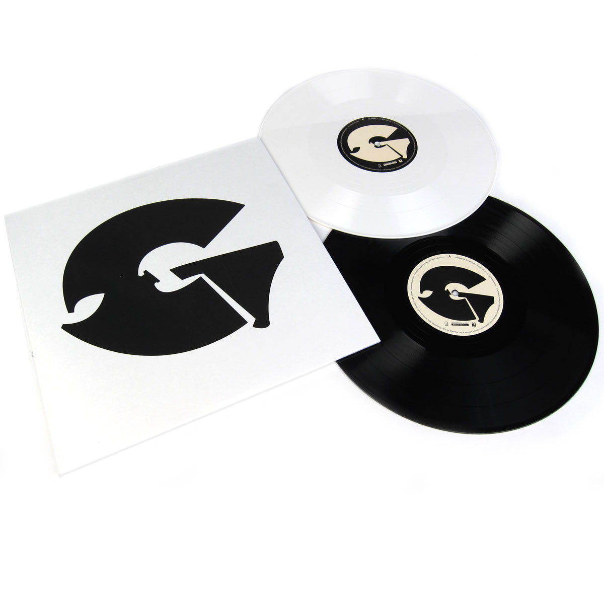 Genius/GZA: Liquid Swords Instrumentals (Black + White Vinyl) Vinyl 2LP