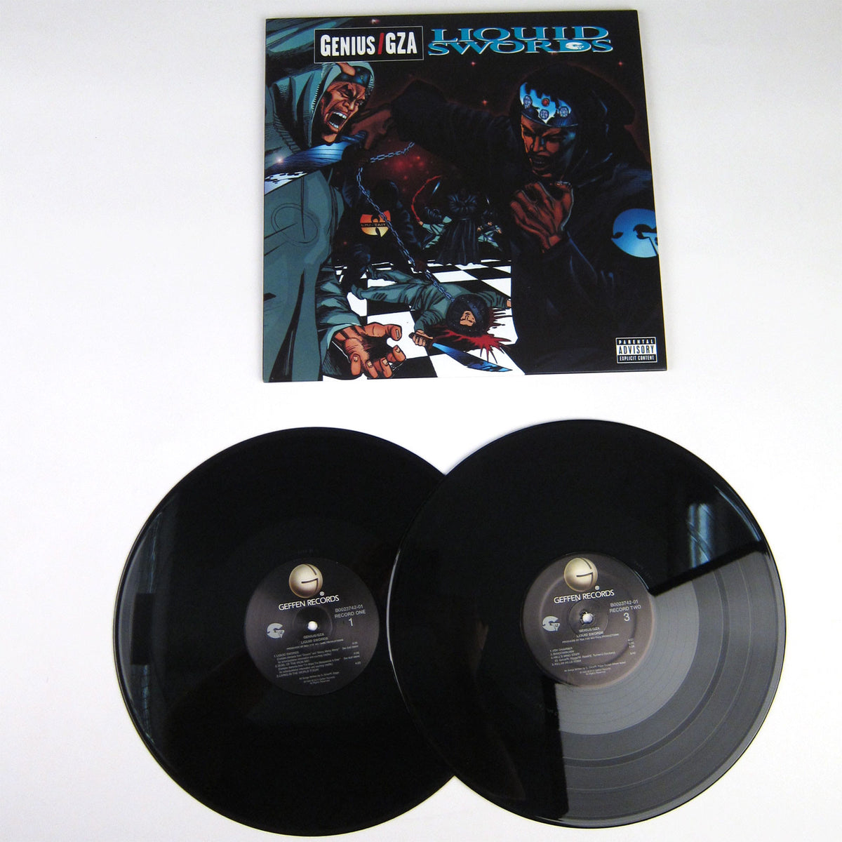 GZA: Liquid Swords Vinyl 2LP