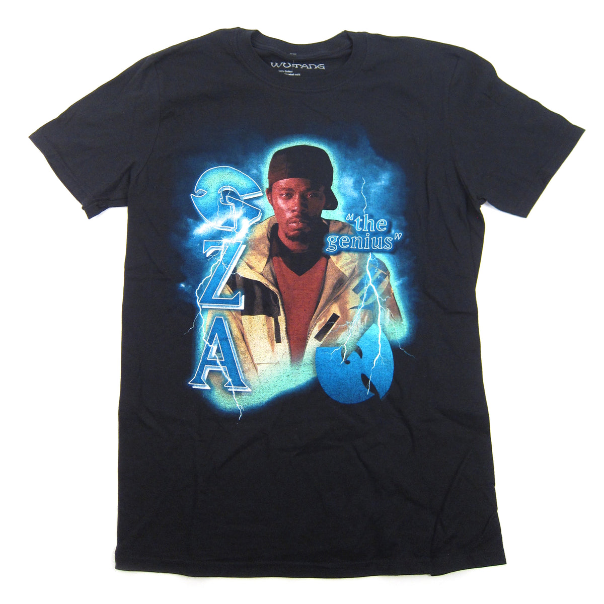 Wu-Tang Clan: GZA The Genius Shirt - Black